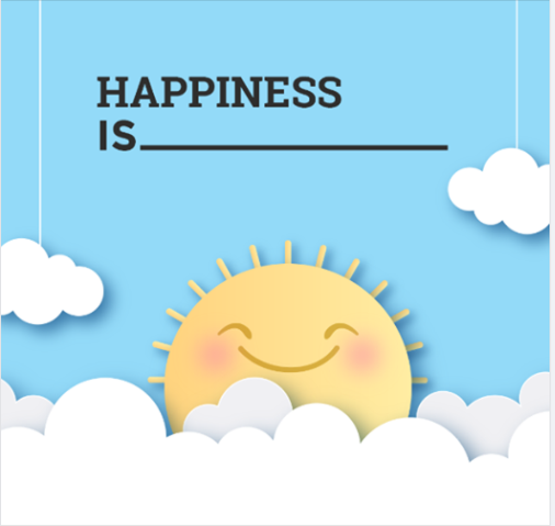 ~ Happiness is,,,,,