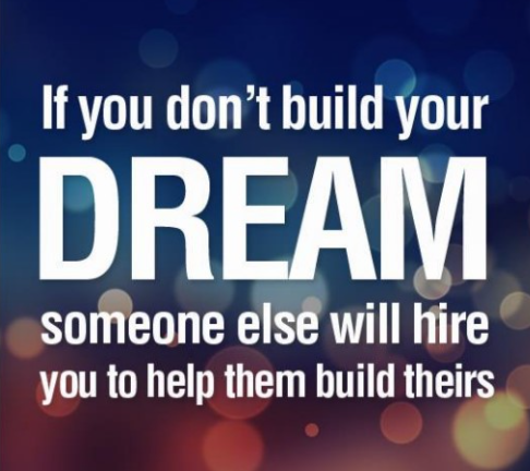 ~~~ If You Don't Dream . . . . .