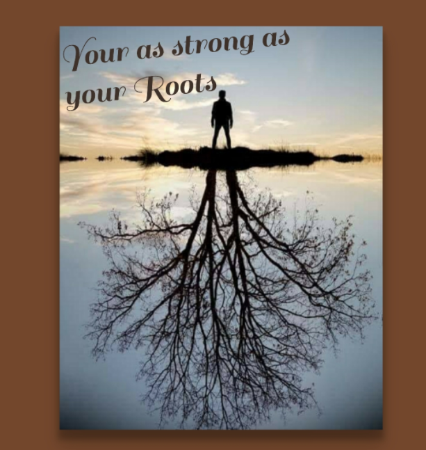 Keep the Faith and stay strong as your Roots !