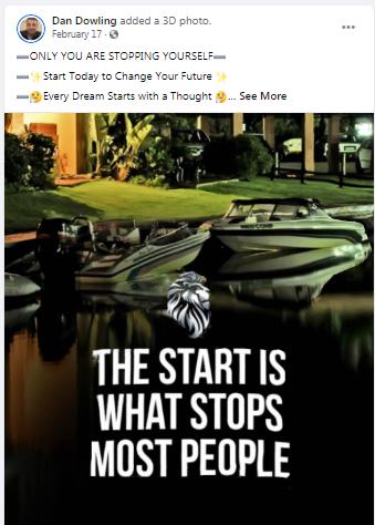Dan, thanks, I am glad I hit start instead of stop.