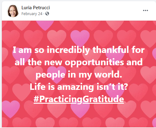 luria, really appreciate your outlook !