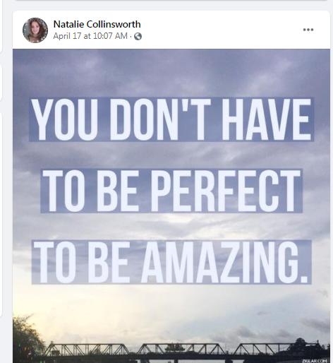 Natalie, Thanks, I am feeling better already !