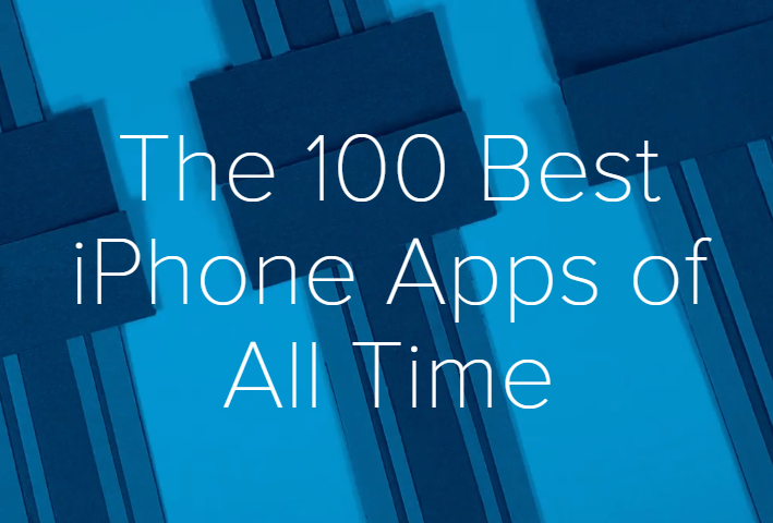 Top 100 Phone apps. I only know a few...