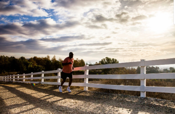 Physical activity can promote a sense of purpose in life