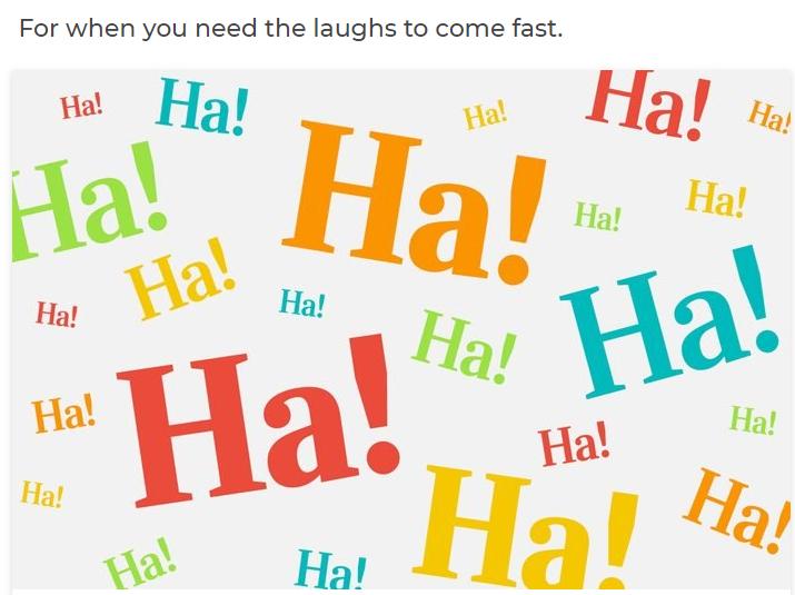 101 Short Jokes Anyone Can Remember.....