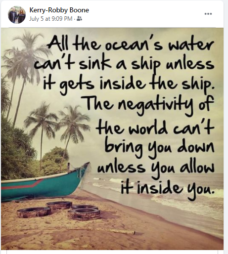 Kerry-Robby Boone ~ Love this post ~ thanks