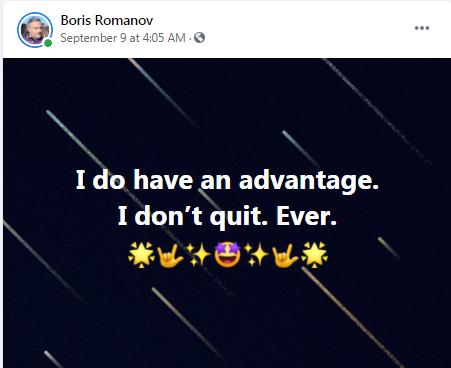I am with ya boris !