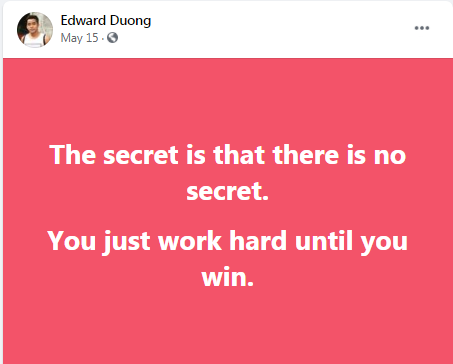 Edward, you maybe on to something here.....