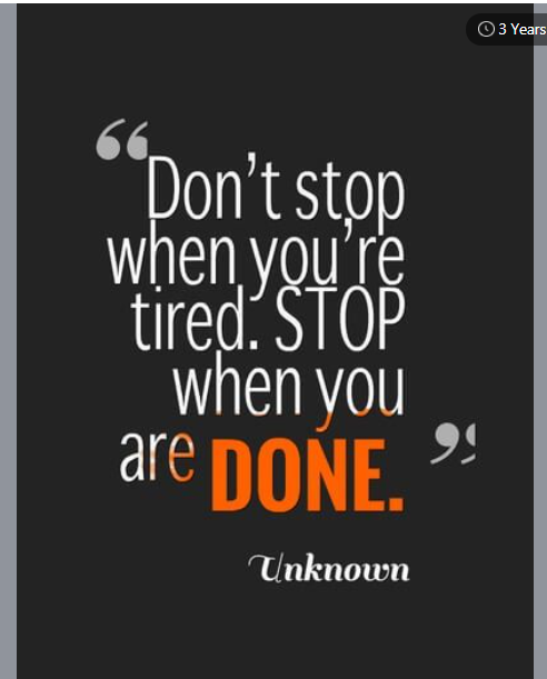 When your done.....