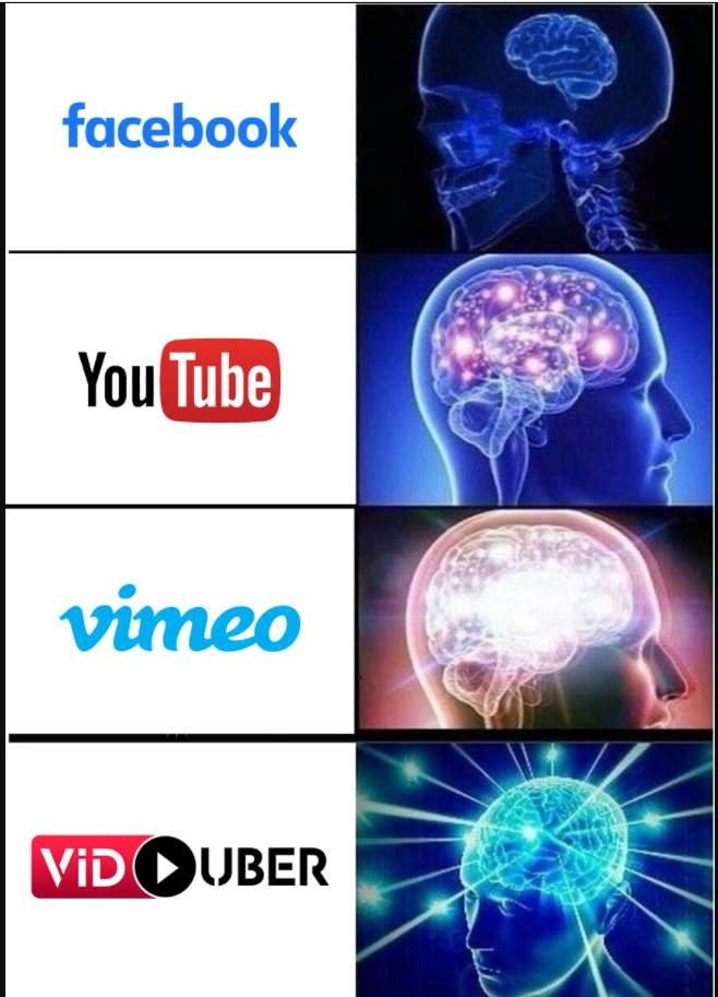 Video Evolution! Before your very eyes . .